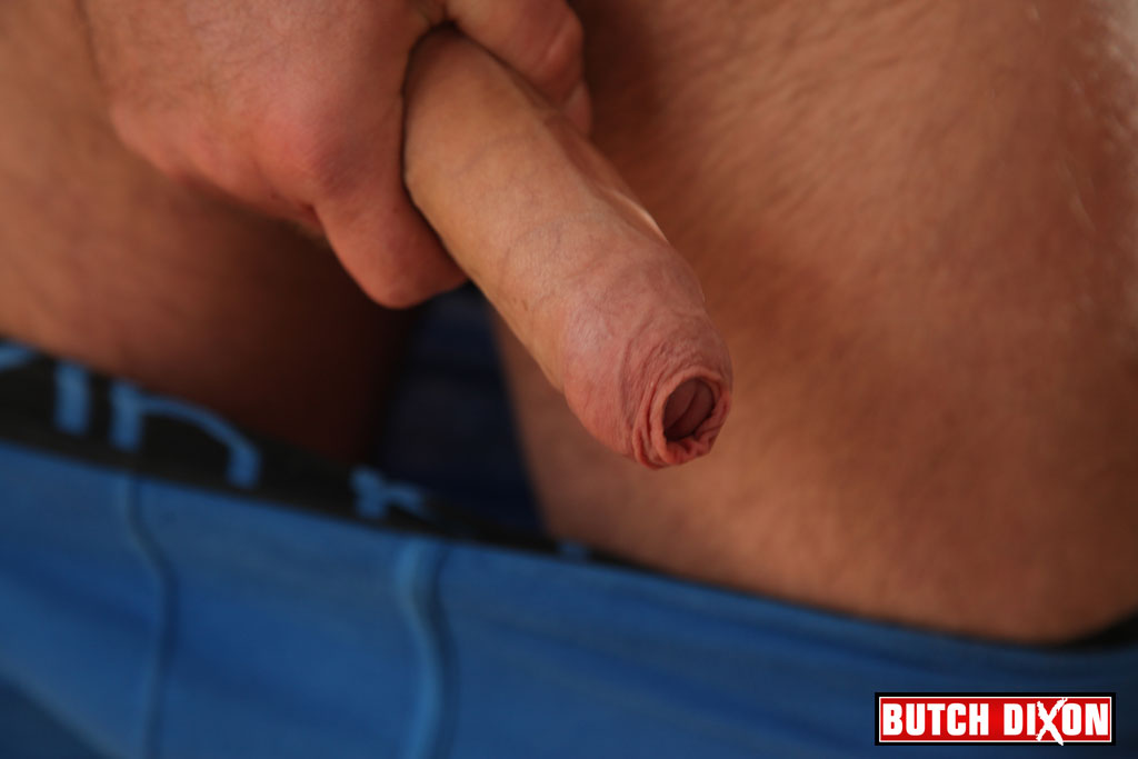 Butch-Dixon-Billy-Essex-Hairy-Cub-With-Big-Uncut-Cock-Jerking-Off-Amateur-Gay-Porn-08 Amateur Bisexual Young Hairy Cub Jerks Off His Huge Uncut Cock