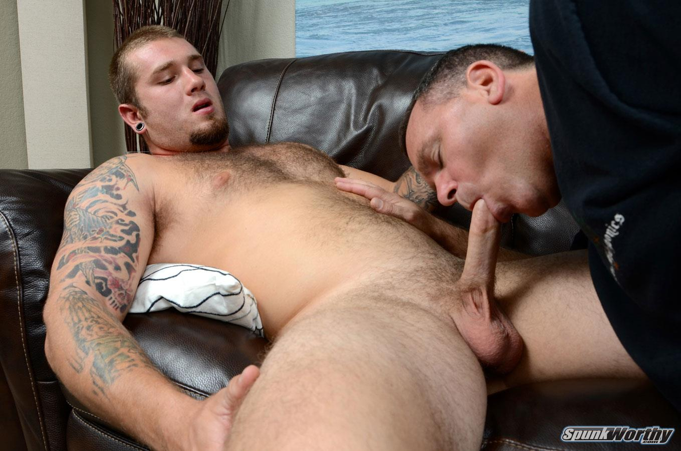 SpunkWorthy Preston Straight Guy Getting His First Blowjob Hairy Cub Amateur Gay Porn 15 Straight Hairy Young Muscle Cub Gets His First Blowjob From Another Guy