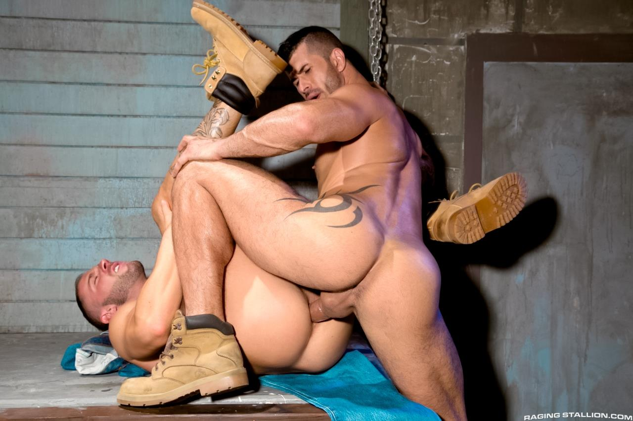 Raging Stallion Adam Killian and Tyler Wolf Hairy Muscle Guys Fucking Amateur Gay Porn 13 Hung Americans: Hairy Muscle Hunk Adam Killian Fucking Tyler Wolfs Sweet Ass