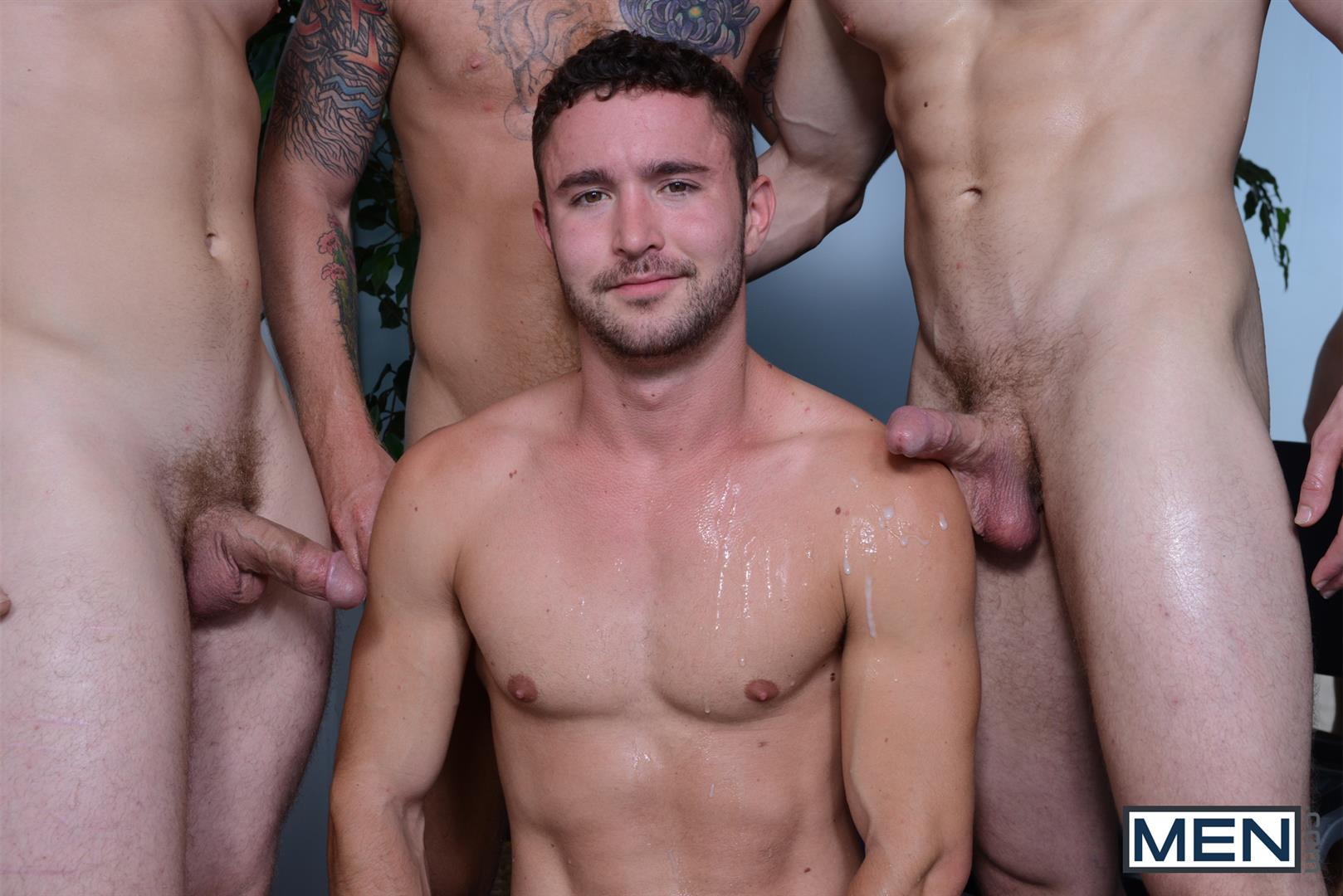 Men Jizz Orgy Swingers Bennett Anthony and Cameron Foster and Colt Rivers and Tom Faulk Fucking Bathroom Amateur Gay Porn 37 Hung Golfing Buddies Fucking In The Bathroom and Clubhouse