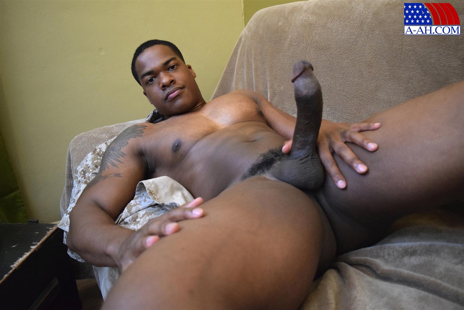 giant black cock