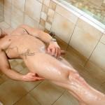 Maskurbate-Mike-Muscle-Hunk-With-A-Big-Uncut-Cock-Jerking-Off-Amateur-Gay-Porn-15-150x150 Bi-Curious Muscle Hunk With A Big Uncut Cock Auditions For Gay Porn