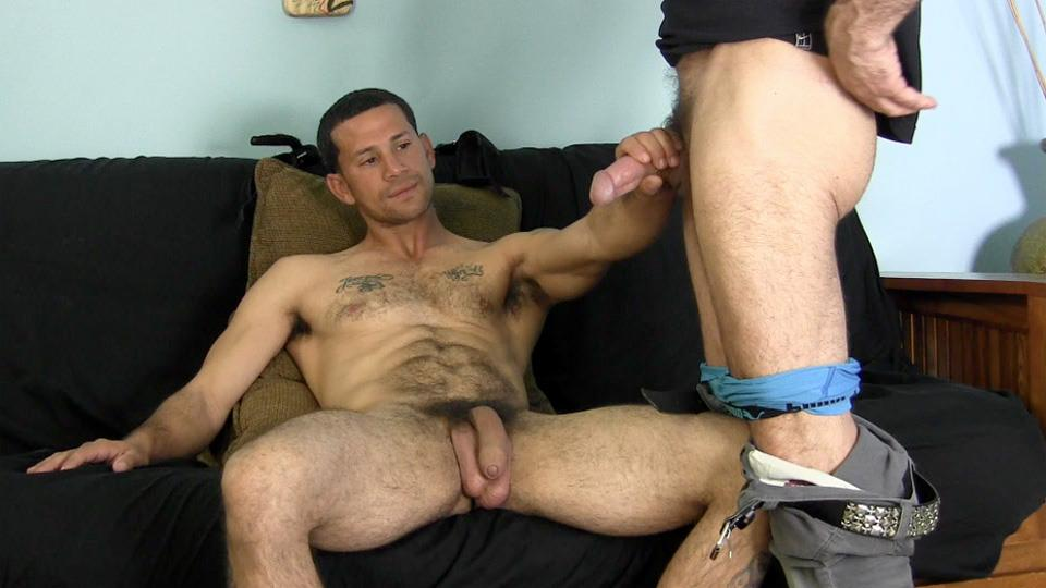 Straight-Fraternity-Victor-Straight-Guy-Sucks-His-First-Cock-Amateur-Gay-Porn-22 Straight Guy Desperate For Cash Sucks His First Cock Ever