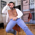 Hardkinks Jessy Ares and Martin Mazza Hairy Alpha Male Amateur Gay Porn 20 150x150 Hairy Muscle Alpha Male Dominates His Coworker
