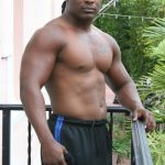 Thug-Boy-Danger-Naked-College-Football-Player-Jerking-off-His-Big-Black-Uncut-Cock-02-150x150 Former College Football Player Jerking His Big Black Uncut Horse Cock